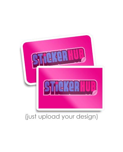 Rectangle Sticker Thumbnail